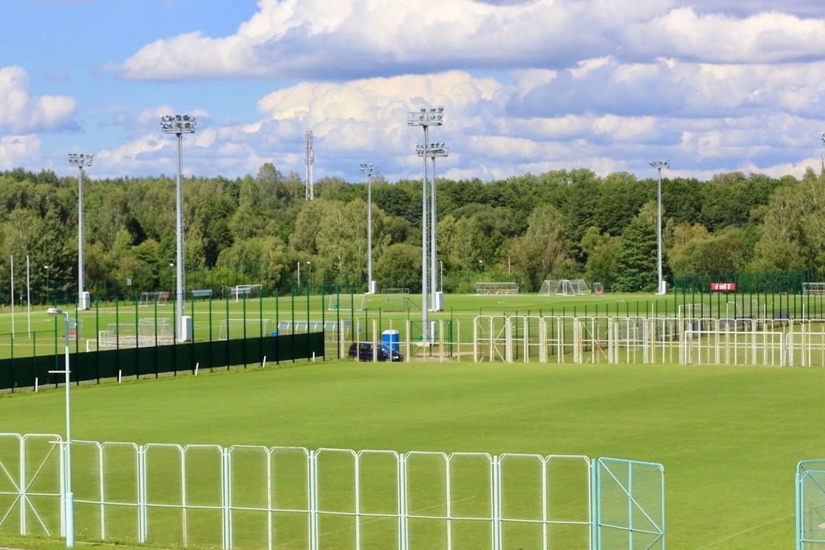 Комплекс футбольных полей