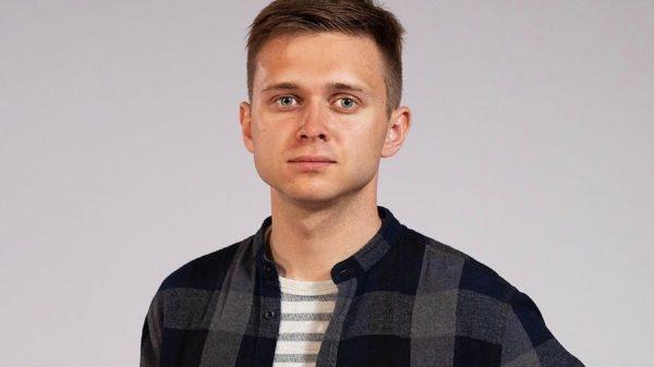 Pavel Ostroukh
