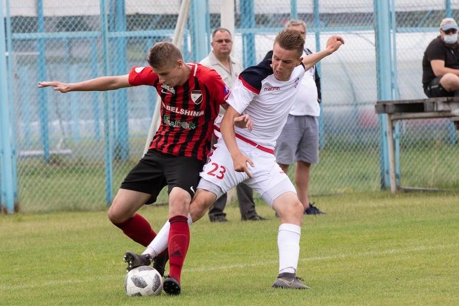 Minsk - Belshina understudies
