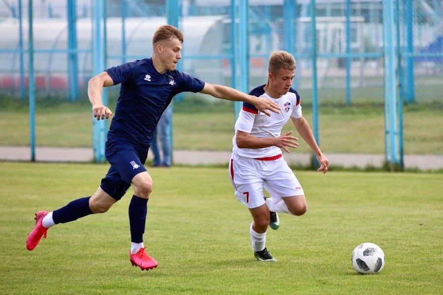 Minsk - Rukh understudies
