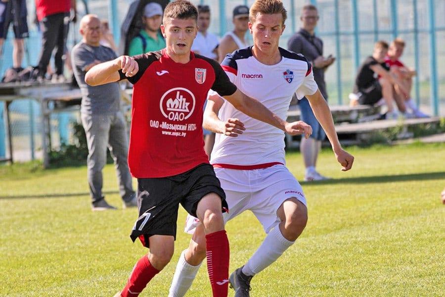 Minsk-Slavia understudies