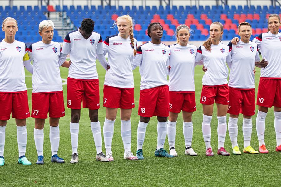 Жіночі команди: Мінськ